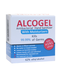Alcogel 1 ml mini-packs